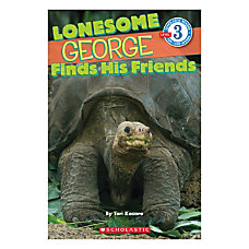 Scholastic Readers Level 3 Lonesome George