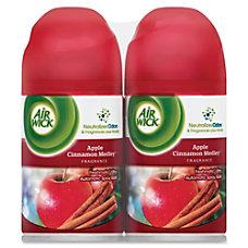 Air Wick Freshmatic Refill AppleCinnamon 2