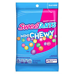 Sweetarts Mini Chewy Candy 6 Oz