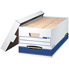 Bankers Box StorFile Storage Boxes Lift