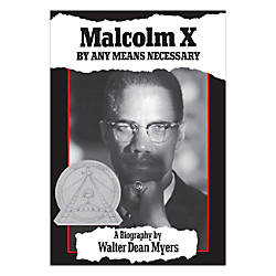 Scholastic Malcolm X By Any Means