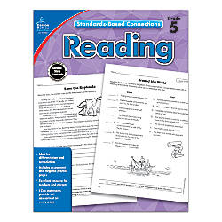 Carson Dellosa Standards Based Connections Reading