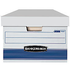 Bankers Box StorFile 65percent Recycled Storage