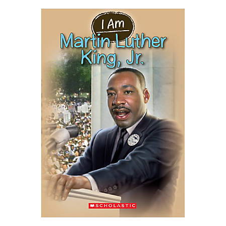 Scholastic Martin Luther King, Jr.