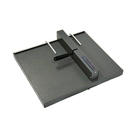 Premier CR818 Manual Smart Creaser - 50 Sheets/hour - Letter Fold, Half-fold, Z Fold, Gate Fold - Gray