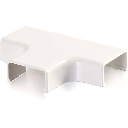 C2G Wiremold Uniduct 2700 Tee - Fog White