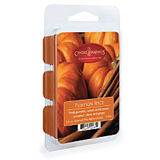 Candle Warmers Etc Wax Melts Pumpkin
