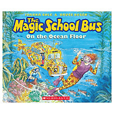 Scholastic The Magic School Bus On