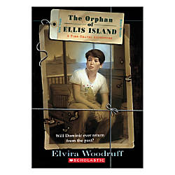 Scholastic The Orphan Of Ellis Island