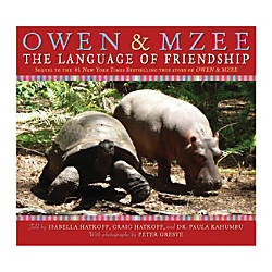 Scholastic Owen And Mzee The Language