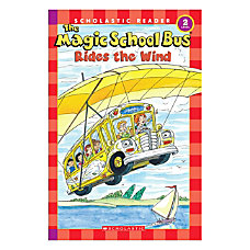 Scholastic The Magic School Bus Rides