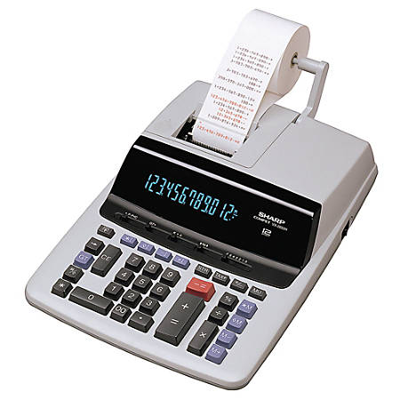 Sharp® VX-2652H Commercial-Use Calculator