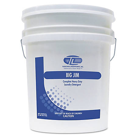 Theochem Laboratories Power HD Detergent, Fresh Scent, 45 Lb