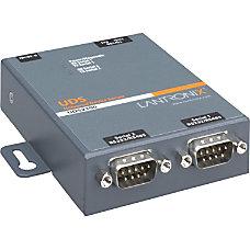 Lantronix 2 Port Serial RS232 RS422