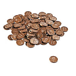 Learning Resources Bulk Play Money Pennies