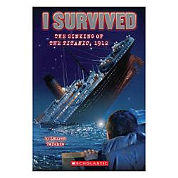 Scholastic I Survived The Sinking Of