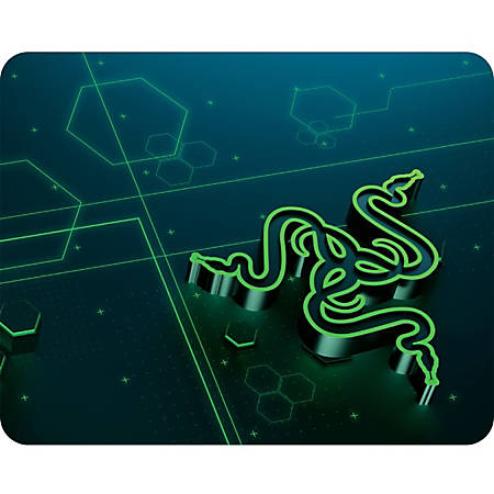 "Razer Mouse Pad - Textured Mobile Edition - 0.1"" x 10.6"" x 8.5"" Dimension - Rubber Base"