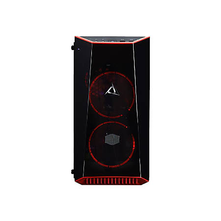 CybertronPC CLX SET RTH9101M VR-Ready Gaming Desktop - MT - 1 x Core i7 9700K / 3.6 GHz - RAM 16 GB - SSD 120 GB, HDD 1 TB - GF RTX 2060 - GigE - WLAN: 802.11ac - Win 10 Home 64-bit - monitor: none
