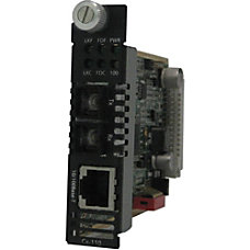 Perle C 110 S2SC120 Fast Ethernet
