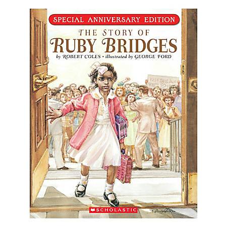 Scholastic The Story Of Ruby Bridges