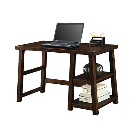 Fantastic Whalen Triton Desk Walnut Item 330506 Home Interior And Landscaping Ponolsignezvosmurscom