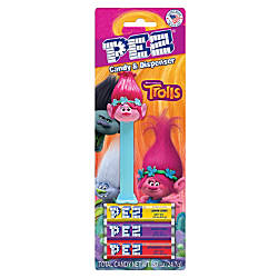 PEZ Trolls Movie Candy 087 Oz