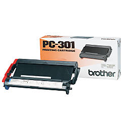 Brother PC 301 Black Print Cartridge