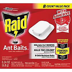 Raid Ant Baits Kills Ants 024