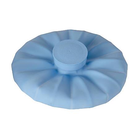 "HealthSmart® Medium Ice Bag, 9"", Blue"