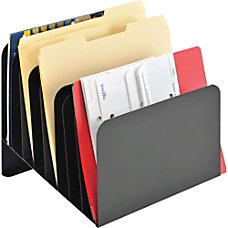STEELMASTER Slanted Organizer With Round Edges