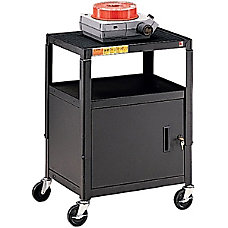 Bretford CA2642 Height Adjustable AV Cart