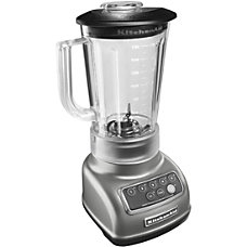 KitchenAid 5 Speed Classic Blender Silver