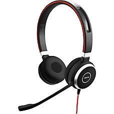 Jabra EVOLVE 40 MS Headset Stereo