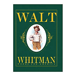 Scholastic Walt Whitman By Barbara Kerley