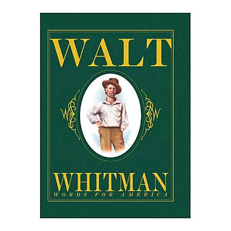 Scholastic Walt Whitman By Barbara Kerley