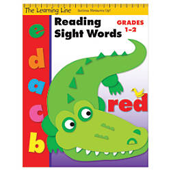 Evan Moor Learning Line Sight Words