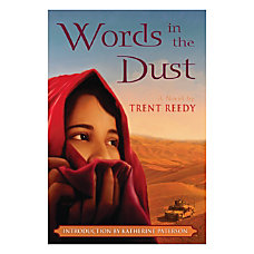 Scholastic Words In The Dust