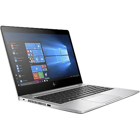 "HP EliteBook 840 G5 14"" Touchscreen LCD Notebook - Intel Core i5 (8th Gen) i5-8350U Quad-core (4 Core) 1.70 GHz - 8 GB DDR4 SDRAM - 256 GB SSD - Windows 10 Pro 64-bit (English) - 1920 x 1080 - Sure View, In-plane Switching (IPS) Technology"