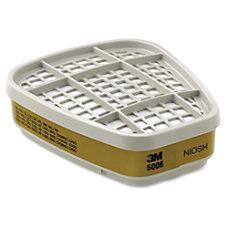 3M 6006 Respirator Cartridge for Certain