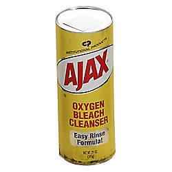 Ajax Oxygen Bleach Cleanser 21 Oz