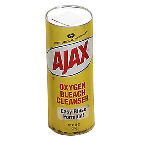 Ajax® Oxygen Bleach Cleanser, 21 Oz., Case Of 24
