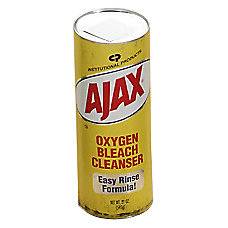 Ajax Oxygen Bleach Cleanser 21 Oz