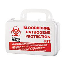 Pac Kit Small Industrial Bloodborne Pathogen