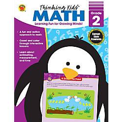 Carson Dellosa Thinking Kids Math Resource