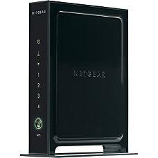 Netgear RangeMax WNR3500L Open Source Wireless