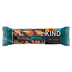KIND Nut And Sea Salt Bar