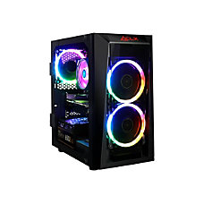 CybertronPC CLX SET Gaming Desktop PC