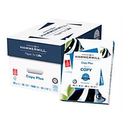Hammermill Paper Copy Plus 3 Hole