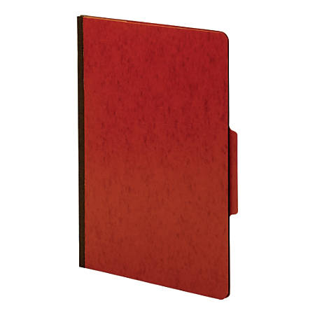 Pendaflex® Brand Pressboard 4-Fastener Classification Folders, Legal Size, Earth Red, Box Of 10 Folders