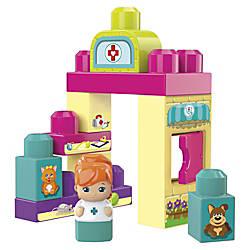 Mega Bloks Pet Vet Blocks Play